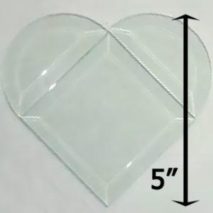 Project Kit: 5″ Beveled Heart
