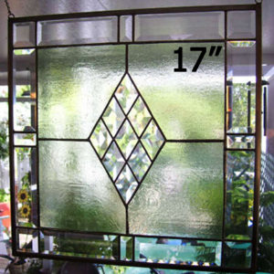 "Project Kit: 17"" Victorian Bevel Frame Kit"