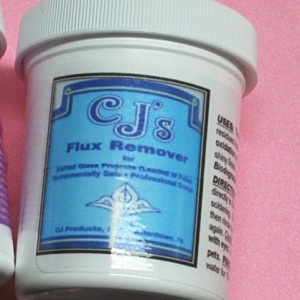 CJs Flux and Patina Remover - 4 oz.