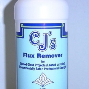 CJs Flux and Patina Remover - 8 oz.