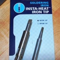 1/8 inch TIP -- Instaheat Soldering Iron
