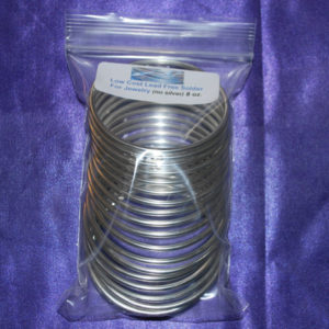 1/2 Lbs. (8 oz) Roll Amerway Solder (LEAD FREE) ((LOW COST))