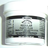 Paste Flux - Odorless Nokorode - 1.7 oz