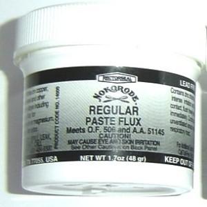 Paste Flux - Odorless Nokorode - 1.7 oz