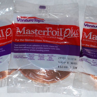 "3/8"" Copper Foil Tape - 36 yards - Venture Tape"