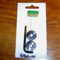 Leponitt G30C Mosaic Cutter - Replacement Wheels & Key