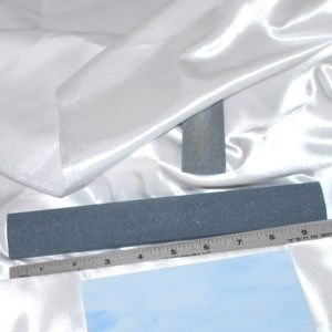 """Large Grinding Stone - 1-3/8"""" x 10"""" - (Carborundum)"""