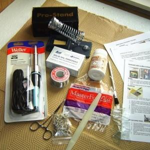 Weller Beginner Kit