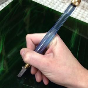 Toyo Comfort Grip - Glass Cutter