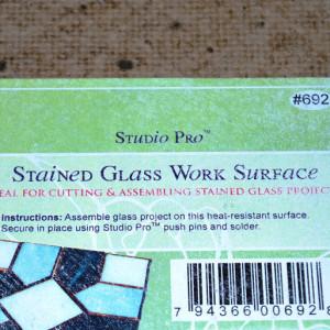 Studio Pro - 12 x 12 inch ((( HEAT RESISTANT ))) Soldering Surface