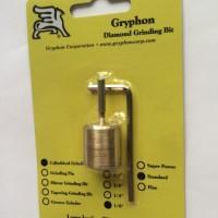 """Gryphon Grinder Bit - 1/8"""" - Standard Grit - Fits Gryphette Grinder (Copy)"""