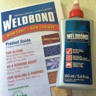 Weldbond 5.4 oz new bottle
