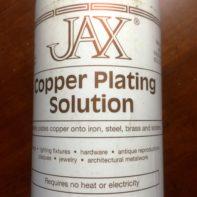 JAX Copper Plating 4 oz 2