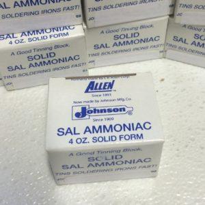 4 oz sal block
