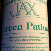 JAX Green label