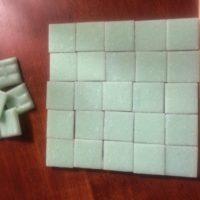 3_4 Light Green Tile 1