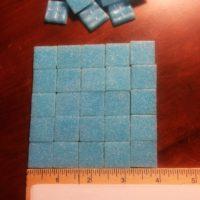 3_4 Ocean Blue Tile 1