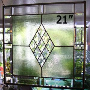 "Project Kit: 21"" Victorian Bevel Frame Kit"