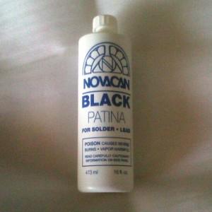 Black Patina - Novacan 16 oz.