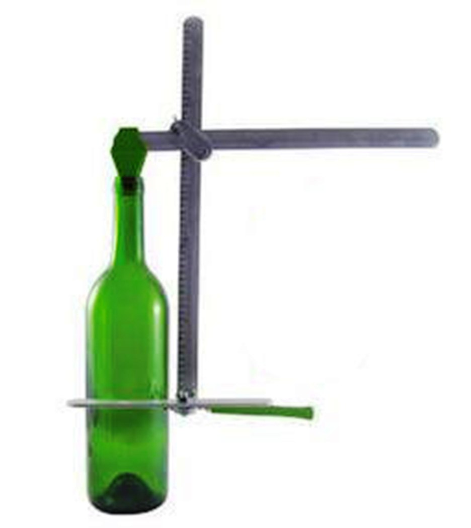 Be green recycle glass g2 tool generation 2 bottle for Glass cutter to make glasses from bottles