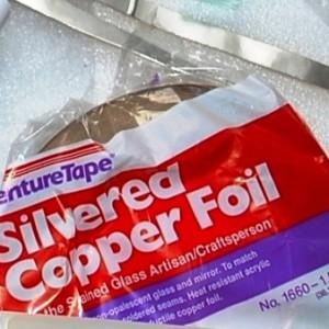 Silver both sides mini rolls