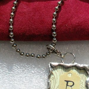 Ball Chain (5 feet) Shiny Nickel Plated - 3mm (Silver colored).