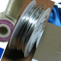 Solder, Wire, and Metal