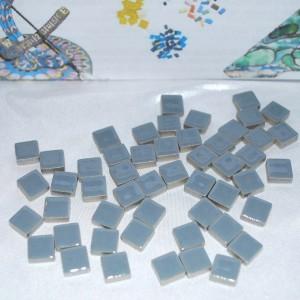 Light Gray Mosaic Tiles