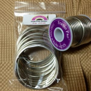STUDIO PRO 675D Solder (LEAD FREE) FOR Soldered JEWELRY (16 or 8 oz)