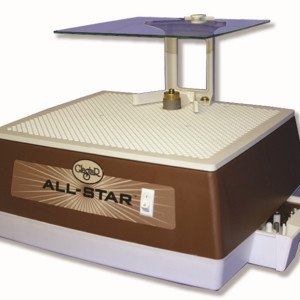 "Glastar ALL STAR G8 Glass GRINDER 1/4 & 1"" bits,Mini table,Face Shield +Warranty"